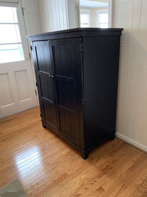 TV/Media Armoire with Storage for Sale in Overland Park, KS