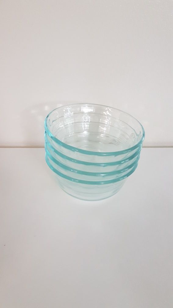 Pyrex Glass Bowls - 4