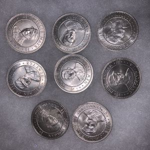 8 Silver Baseball Coins .999 for Sale in Flowery Branch, GA