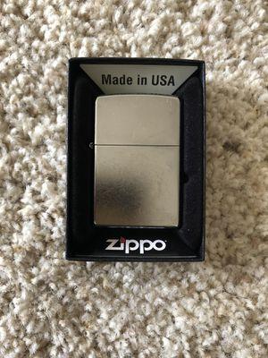 Zippo Lighter for Sale in Aurora, IL