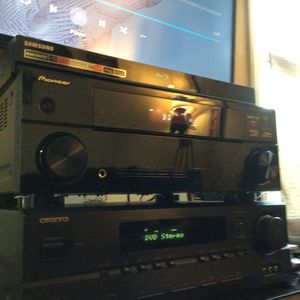 Pioneer AV Surround 5.1 VSX-520 Home Audio Theater Receiver for Sale in Lawndale, CA