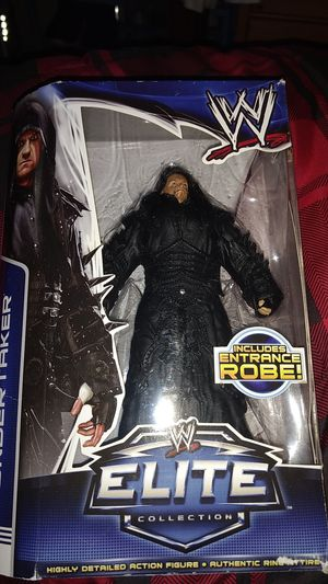 Undertaker, WWE Elite Flashback Collection Action Figure for Sale in Rome, NY