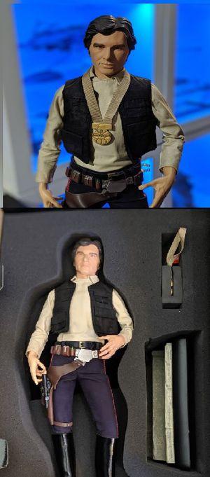 Sideshow Collectibles Exclusive Star Wars Han Solo Premium Format Statue 1/4 scale for Sale in Montebello, CA