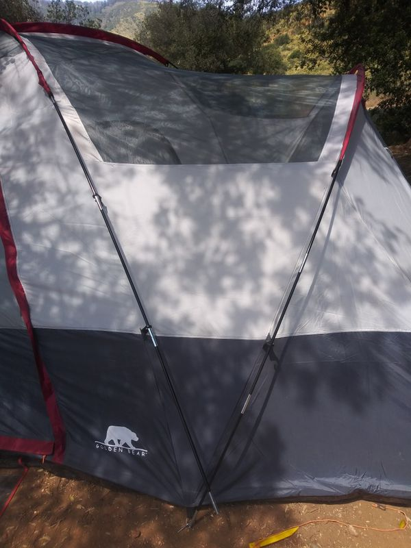 Camping tent house