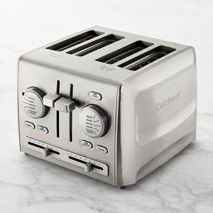 Cuisinart custom select 4 slice toaster for Sale in Torrance, CA