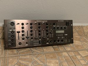American Audio GFX PRO DJ Mixer for Sale in Kilgore, TX