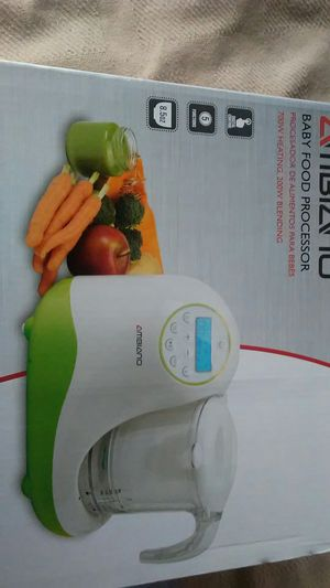 Baby food processor, baby accessory, food maker, appliances for Sale, used for sale  Lilburn, GA