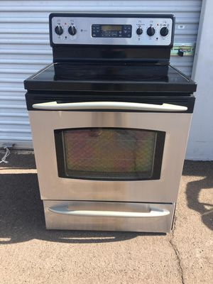 stainless steel stoves, everything works very well clean and pleasant one month warranty Deliver available for Sale in Tempe, AZ