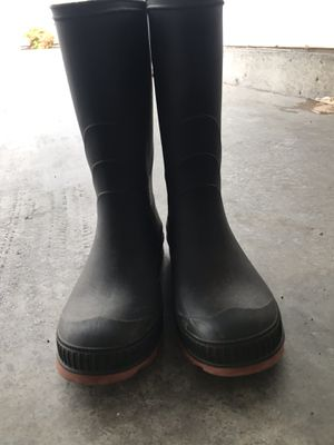 Kids rain boots. for Sale in Portland, OR