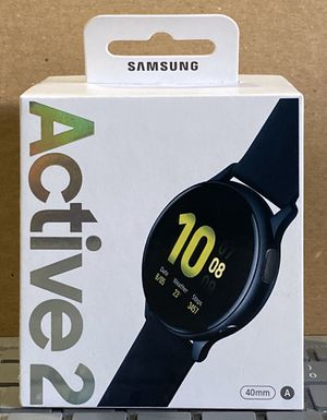 Samsung galaxy watch active 2 for Sale in Shorewood, IL