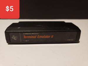 Texas Instruments Computer Game Terminal Emulator 2 for Sale in Reinholds, PA