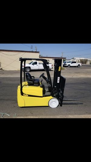 2011 Yale Electric Forklift for Sale in Salt Lake City, UT