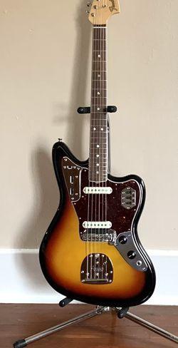 Fender American Vintage Jaguar AV '65 AVRI Offset Electric Guitar for Sale in Glendale,  CA
