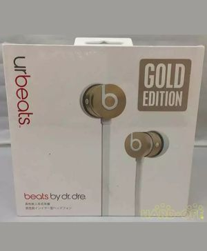 Beats by dr. dre Gold Edition for Sale in Lexington, KY