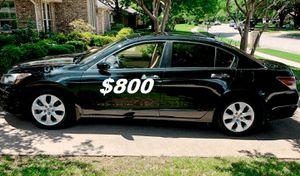 👉$💲8OO FullyLoaded 🐇📗 2OO9 Honda Accord EX-L Super Clean.📗🐇 👈 for Sale in Durham, NC