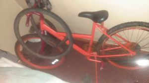 Orange and red bike for Sale in Phillipsburg, MO