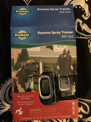 PetSafe Remote training collar for Sale in Amherst, OH