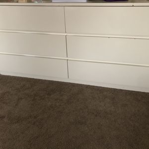 IKEA Dresser 6Drawer for Sale in Morrisville, PA