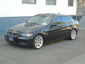 2007 BMW 335i - low miles - twin turbo- payments ok for Sale in Alameda, CA