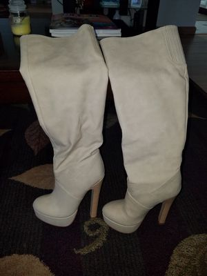 Andrea's boots. for Sale in West Chicago, IL