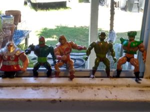 Vintage Masters of The Universe for Sale in Huntington Park, CA