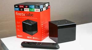 Amazon Fire TV Cube 4K (UNLOCKED) for Sale in Kent, WA