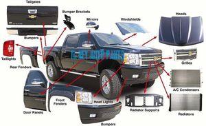 Silverado Parts Used•Aftermarket•OEM for Sale in Dallas, TX