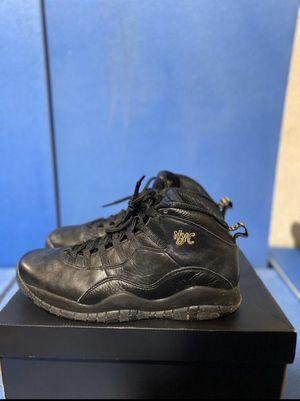 Jordan 10 retro New York City (2016) Sz 11 for Sale in Ypsilanti, MI