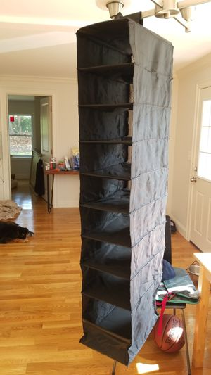 Collapsible closet organizer for Sale in Winthrop, MA