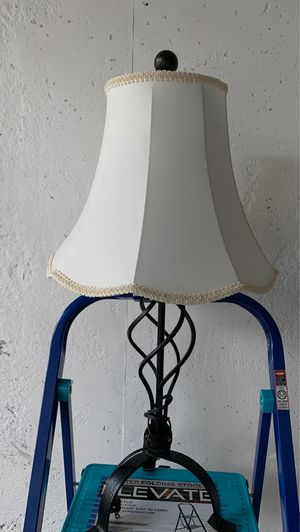 Table lamp for Sale in Weston, FL