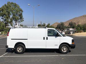 2005 Chevrolet Express Cargo Van 2500 for Sale in Corona, CA