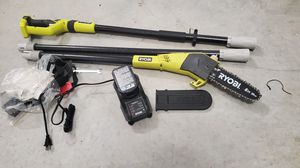 Ryobi one plus pole saw for Sale in Pearland, TX
