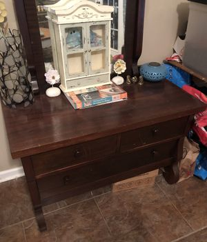 Antique Low Boy for Sale in Fuquay Varina, NC