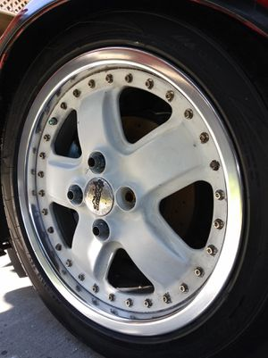 Mugen mr5 old school wheels for Sale in Chino, CA