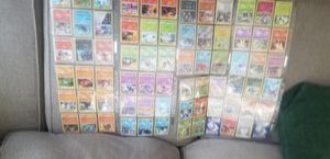 Pokemon card collection, 1000+ Base set to Team up for Sale in Austin, TX