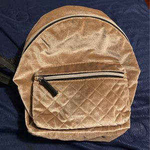 Mini Light Brown Backpack for Sale in Colton, CA