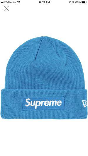 9e03e44981a40 Supreme new era s Logo Beanie for Sale in FL