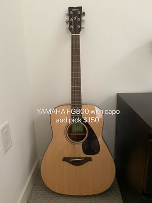 YAMAHA guitar for Sale in Los Angeles, CA