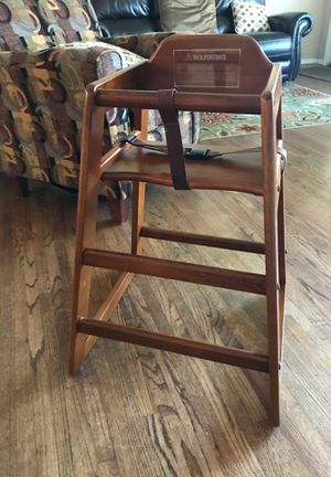 High chair $30 for Sale in Tacoma, WA