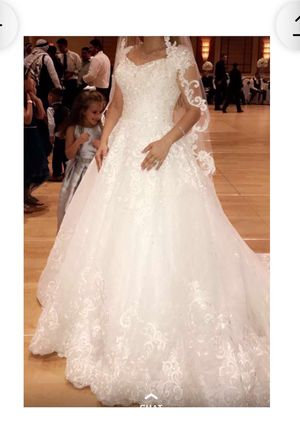 Allure Wedding Dress for Sale in Sebring, FL