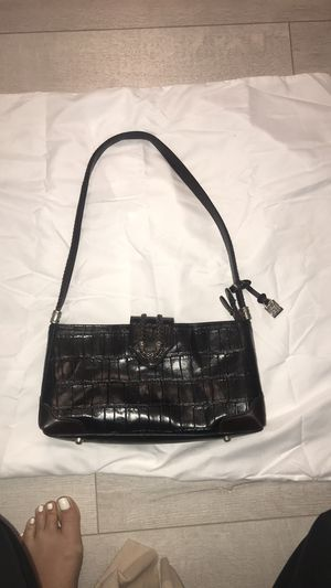 MC Brighton collab brown black croc tote for Sale in Riverside, CA