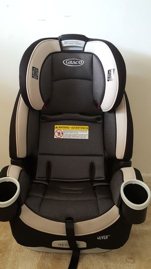 Graco® 4Ever™ All-in-1 Convertible Car Seat for Sale in North Bethesda, MD