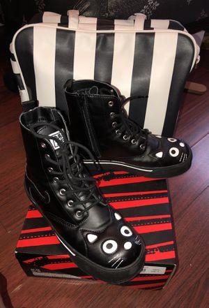 Brand( Tuk )Women Boots Size(9) for Sale in Alexandria, VA