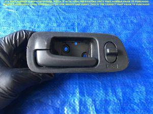 OEM 2001 2002 2003 HONDA CIVIC SEDAN DRIVER LEFT FRONT INTERIOR DOOR HANDLE for Sale in Los Altos, CA