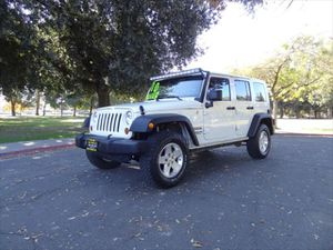 2010 Jeep Wrangler Unlimited for Sale in Turlock, CA