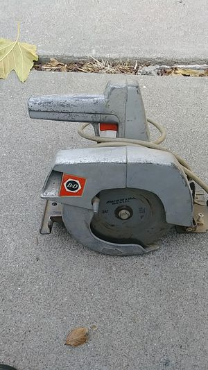 "Black and Decker U-130, 7 1/4"" Utility Saw for Sale in Stockton, CA"