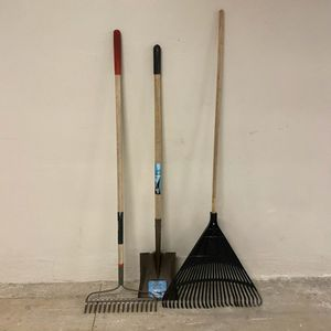 Like New Rakes and Shovel for Sale in Washington, DC