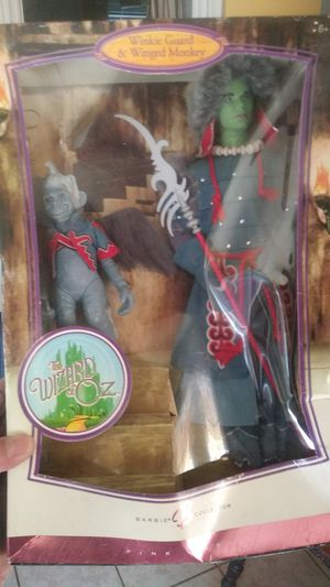 The Wizard of Oz Barbie collection for Sale in Pawtucket, RI