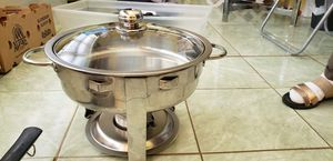chafing dish for Sale in Doraville, GA