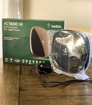 Belkin WiFi router for Sale in Derby, KS